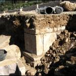 פעולות שיקום בית העלמין היהודי בהר הזיתים